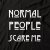 Camiseta American Horror Story Normal People Scare Me - Imagem 3