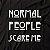 Camiseta American Horror Story Normal People Scare Me - Imagem 1