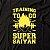Camiseta Super Saiyan - Imagem 3