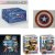 Funko Box Collectors Corps Marvel Year Of The Shield - XL - Imagem 1
