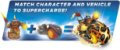 Skylanders SuperChargers: Vehicle Burn Cycle - Imagem 5