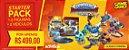 Kit Skylanders Superchargers Pack c/ 2 Figuras e 2 Veículos - Imagem 1