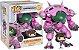 Funko Pop Games Overwatch 177 D.VA With Meka - Imagem 1