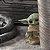 Pelúcia Falante Star Wars The Mandalorian The Child Baby Yoda - Imagem 5