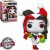 Funko Pop DC Super Heroes 299 Harley Quinn Holiday Special Edition - Imagem 1