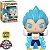 Funko Pop Dragon Ball Super 713 Vegeta Powering Up GITD - Imagem 1