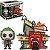 Funko Pop Fantasmas se Divertem 06 Beetlejuice W/ Dante's Inferno - Imagem 1
