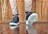 Tênis Sneakers Masculino Couro Camurça Cinza Barcelona Design   Brooklyn Bull - Imagem 6