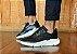 Tênis Sneakers Masculino Couro Preto Barcelona Design | Brooklyn Bull - Imagem 2