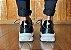 Tênis Sneakers Masculino Couro Preto Barcelona Design | Brooklyn Bull - Imagem 6
