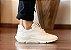 Sneakers Masculino Couro All White Barcelona Design   Brooklyn Bull - Imagem 4
