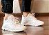 Sneakers Masculino Couro All White Barcelona Design   Brooklyn Bull - Imagem 2