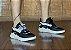 Tênis Sneakers Masculino Couro Preto Barcelona Design   Brooklyn Bull - Imagem 7