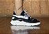 Tênis Sneakers Masculino Couro Preto Barcelona Design   Brooklyn Bull - Imagem 6