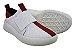 Tênis Masculino Sneakers Elástico Branco Barcelona Design   - Imagem 3