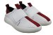Tênis Masculino Sneakers Elástico Branco Barcelona Design   - Imagem 5