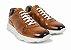 Tênis Sneakers Masculino Couro Havana Barcelona Design | Robust Bull  - Imagem 2
