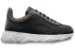 Tênis Sneakers Masculino Couro Preto Barcelona Design | Robust Bull - Imagem 1