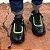 Tênis Sneakers Masculino Neon Couro Preto Barcelona Design | Robust Bull  - Imagem 6