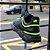 Tênis Sneakers Masculino Neon Couro Preto Barcelona Design | Robust Bull  - Imagem 8