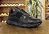 Tênis Sneakers Masculino Elastico Couro Preto Barcelona Design | Robust Bull - Imagem 5