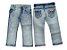 Calça masculina infantil jeans slim cevada 1 ao 3 clube do doce - Imagem 1