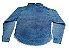 Camisa feminina infantil jeans renda 4 ao 8 clube do doce  - Imagem 2