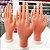 Mão Para Treino De Manicures Unhas em gel; acrilico; tips, etc - Valor por unidade - Imagem 1