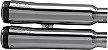 Ponteira de Escapamento SuperTrapp - FatShots - PAR - para VRod - Cromada - Imagem 2