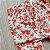 Conjunto Floral Laranja, Body Branco, Calça Legging e Faixa de Cabelo - Imagem 2