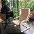 Cadeira Balanço Poltrona Papai Madeira Moderna Pontoflex - Imagem 2