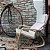 Cadeira Balanço Poltrona Papai Madeira Moderna Dondola - Imagem 3