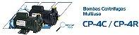 Motobomba Centrifuga 1/2cv 220v Cp4r Dancor - Imagem 3