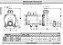Motobomba De Hidromassagem Marca: Famac 1/2cv Mod: FHG 110/220V - Imagem 3