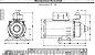 Motobomba De Aguá Centrifuga Mod: FSP60 1/2cv 110/220V - Marca: Famac - Imagem 5