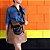 Shoulder Bag Black Cetim - Imagem 5