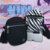 KIT - SHOULDER BAGS - BLACK&ZEBRA - Imagem 1