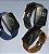 Relógio Smartwatch Inteligente Q9 Fitness Batimento Cardiaco PULSEIRA MARRON - Imagem 2