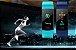 Relógio inteligente Pulseira Smartband Y5 Azul  - Imagem 3