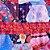 Bolsa De Mão Feminina Em Tecido Digital Patchwork - Imagem 3