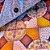Mochila Casual Confeccionada Em Tecido Digital - Imagem 4