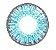 Lente de contato NATURAL AZUL freshtone - BRILHANT BLUE - Imagem 7
