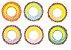 Lente de Contato MOON SERIES LUA - EFEITO MAIOR - Cores Variadas - Lux. 132 CIRCLE LENS - Imagem 1