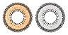 LENTE DE CONTATO - EFEITO MAIOR LUX. 210 SIM. A ASH WING - Imagem 1
