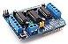 Motor Shield L293D Driver Ponte H para Arduino - Imagem 3