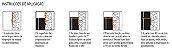 Tela Para Alvenaria 10,5 cm X 50 cm Com 100 Pçs - Walsywa - Imagem 4