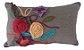 Almofada Retangular - Tema floral - Imagem 1