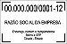 CARIMBO CNPJ PADRÃO RECEITA FEDERAL 6X4 CM com GRAVAÇÃO OU ASSINATURA 10X70MM - Imagem 2