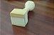Carimbo de Madeira Ideal para CARTÃO FIDELIDADE - PERSONALIZADO 20 x 20 MM - Imagem 1