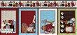 Tecido Patchwork Circulo Jogo Americano Coffee -  2262 - 0,61x1,46mts - Imagem 4